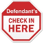 Defendant Check-In