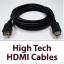 High Tech HDMI Cables