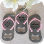 Engraved Flip Flop Bottle Opener