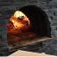 Pizzas au Feu de Bois