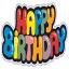 Happy Birthday Party RSVP