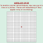 Amsler Grid: one eye at 14 inches